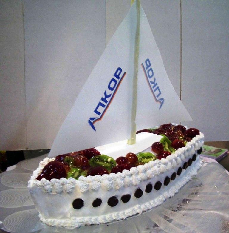 Экономный торт с фото