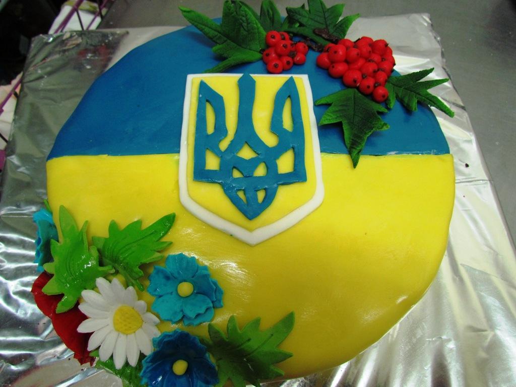 торты с фото по украине